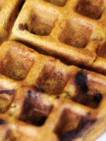 Bark-fast Waffle